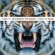 (30) Thirty Seconds To Mars: This Is War CD