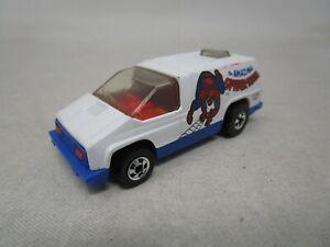 Vintage 1978 Hot Wheels BLACKWALL ERA *THE AMAZING SPIDER-MAN VAN* 1:64 (Case P)