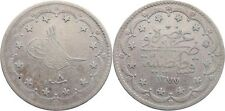 Osmanisches Reich, Abdul Aziz, 20 Kurush AH 1277 /8 Coin Münze Türkei Ottoman TR