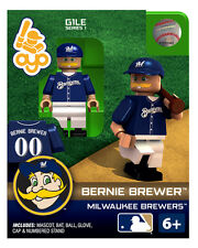Bernie Brewer OYO MASCOT MLB Milwaukee Brewers Mini Figure NEW G1