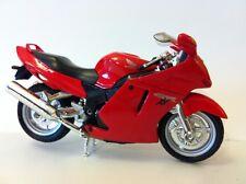 Honda CBR 1100XX Black Bird motorcycle 1/18 CBR1100XX 1100 XX CBR1100 Welly