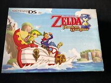 Boxed Legend of Zelda Phantom Hourglass Silver Nintendo DS Lite + Sealed Game