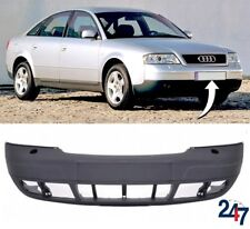 NEW AUDI A6 C5 1997 - 2001 FRONT BUMPER WITH HEADLIGHT WASHER HOLES 4B0807103AG