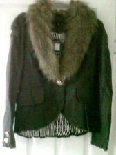 Women's Wool Blend Single Breasted Jacket Only Suits & Tailoring