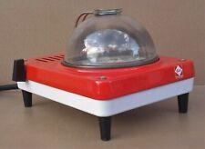 Ancien RÉCHAUD à GAZ CAMPING GAZ rouge orangé vintage déco vintage stove
