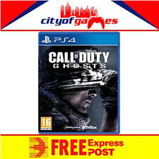 Call of Duty Ghosts Sony PS4 New & Sealed  Free Express Post In Stock