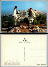 GREECE Postcard - Athens, Evzones Of The Royal Guard GE