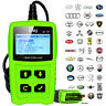 OBD2 OBDII EOBD Scanner Car Code Reader Tester Diagnostic Tool