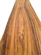 Brasilianisch Rosewood Furnier / Flexibel Holz Blatt / 3 Größen Verfügbar