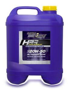 Royal Purple HPS Engine Oil 20W50 20L 20W5020