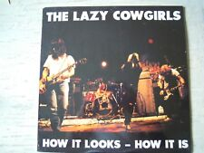 Lazy Cowgirls - HOW IT LOOKS-HOW IT IS (Lp) Press USA 1990 SEALED
