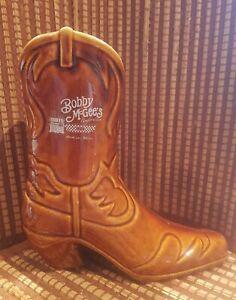 Bobby McGees Conglomeration Cowboy Boot Cup Mug Hawaii