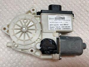 Genuine BMW E83 X3 Rear Driver's Side Left Power Window Drive Motor 67626925965