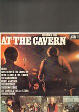 RECORDED LIVE AT THE CAVERN - various artists LP