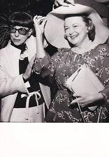 Edith Head Olivia de Havilland Original Vintage circa 1980