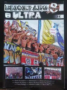 Fanzine Blickfang Ultra 8, Ultras Dresden Dynamo, Graffiti, Reutlingen