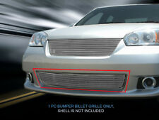 Fedar Fits 2006-2007 Chevy Malibu Polished Lower Bumper Billet Grille