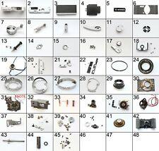 Konica C35 fotocamera part repair cover lever button ring lens door screws gear