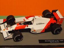 1990 Formula 1  Ayrton Senna  Mclaren MP4/5B  1:43 Scale