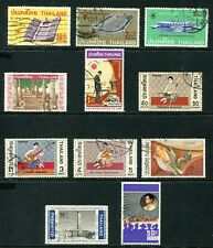 Thailand 1970 - 1971 Used Lot