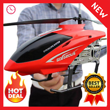 Super Large Remote Control Aircraft Anti-Fall Helicopter Charging Toy Aircraft