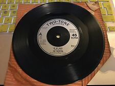 THE SELECTER ON MY RADIO/TOO MUCH PRESURE 1ST SILVER UK PRESSING,VG+PLAIN SLEEVE
