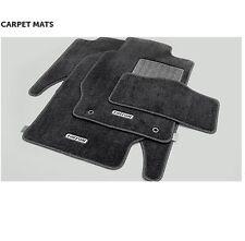 Genuine Mitsubishi MQ Triton carpet floor mats - set of 5 - MZ330786