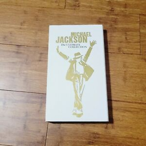 Michael Jackson The Ultimate Collection 5 Disc Complete CD Set with Booklet
