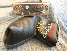"Titleist Scotty Cameron Select Squareback Putter, w/Scotty Cameron HC - 35"""