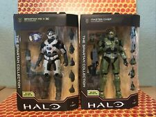 New listing Halo Infinite The Spartan Collection Master Chief $ Spartan Mk V(B) Figures New