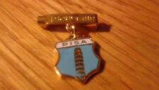 Vintage Italia Italy Italian Pisa Shield Charm Souvenir Pin