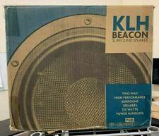 KLH Beacon Speakers