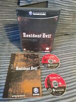 Resident Evil - Nintendo GameCube Game - COMPLETE - Private Seller - FREE P&P!