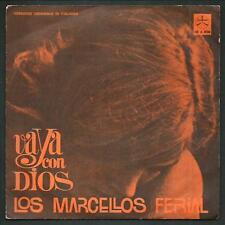 """Los Marcellos Ferial : Vaya con Dios / Dimmelo - vinile 45 giri / 7"""" - 1964"""
