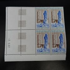 FRANCE TAAF N°96 COIN DATED NEUF LUXE ORIGINAL GUM MNH
