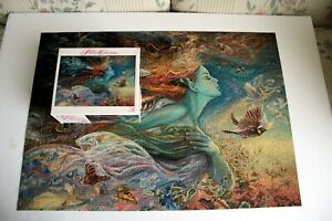 Rose Art Puzzle Collection Spirit of Flight 750 Pc Jigsaw Puzzle Josephine Wall