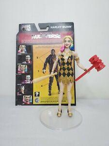 "DC Comics Multiverse Suicide Squad 6"" Harley Quinn Margot Robbie Dress Variant"