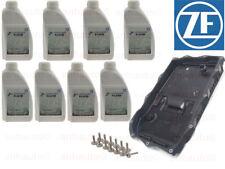 8-Liters ZF Lifeguard 8 with ZF Oil Pan & Filter Kit GA8HP45Z & GA8HP70Z Trani