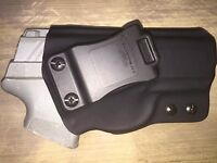 IWB Holster for Sig Sauer P320 Sub Compact - 15 Deg Cant - Right Handed - Kydex