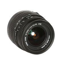 Sigma Zoom 18-50mm 1:3,5-5,6 DC Zoomobjektiv für digitale Canon EOS
