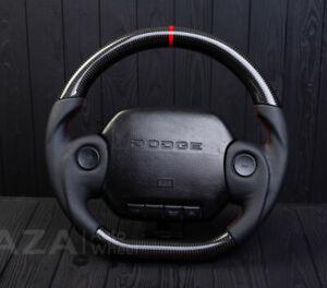 Dodge Ram Carbon Fiber steering wheel 94-97 Custom