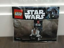 SEALED NEW Lego Star Wars R3-M2 Minifigure (40268) Polybag