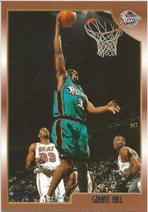 Grant Hill Topps 1998/99 - NBA Basketball Card #165