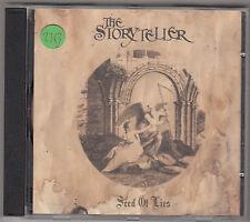 THE STORYTELLER - seed of lies CD