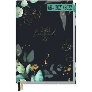 Chäff-Timer mini 2021/2022 Mondscheinblüte / A6+ / 18 Monate