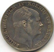 ALLEMAGNE - PRUSSE FRIEDRICH WILHELM IV (1840-1861) THALER 1859 A BERLIN KM 471