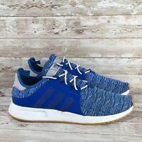 Adidas X PLR Mens Size 11.5 Blue White Athletic Training Running Shoes