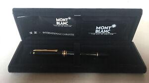 Penna Stilografica Mont Blanc Meisterstuck