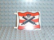 LEGO® Ritter 1x Fahne Flagge Wappen 2525px1 aus 6271 6263 6277 Piraten R546