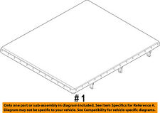FORD OEM 11-16 F-350 Super Duty Pickup Bed Cover-Tonneau Cover V9C3Z99501A42FA